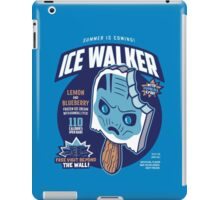 Ice Walker iPad Case/Skin