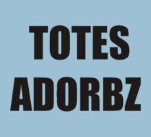 Totes Adorbz Kids Tee