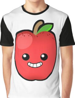 Red Delicious Apple Graphic T-Shirt