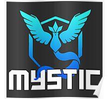 Pokemon Go | Team Mystic  Poster