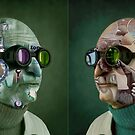 The Incredible 3D Adicted Joseph Boyer's Brothers by Andy Nawroski