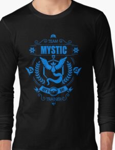 Choose Team Mystic! | Pokemon GO! Long Sleeve T-Shirt