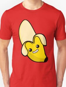 Banana Peel Face Unisex T-Shirt