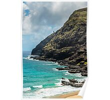 Makapuu Point 1 Poster