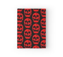 Red Skull Hardcover Journal