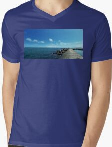 floating 2 Mens V-Neck T-Shirt