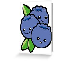 I Found My Thrill on Blueberry Hill Greeting Card