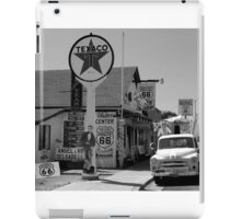 James Dean and route 66  iPad Case/Skin