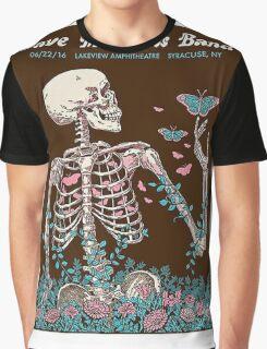 Dave Matthews Band, Syracuse, NY Graphic T-Shirt