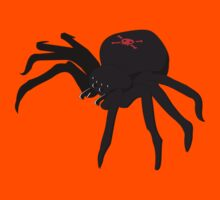 Black Widow Spider by kwg2200