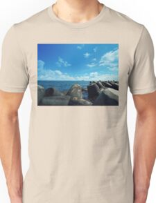 black sea Unisex T-Shirt