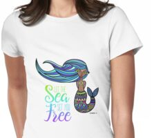 Mermaid Series 1 - 2016 Womens Fitted T-Shirt