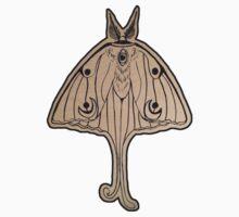 The Moth Baby Tee