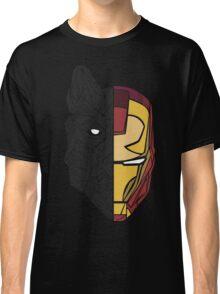 Game Of Thrones / Iron Man: Stark Family Classic T-Shirt