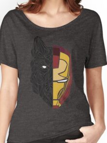 Game Of Thrones / Iron Man: Stark Family Women's Relaxed Fit T-Shirt