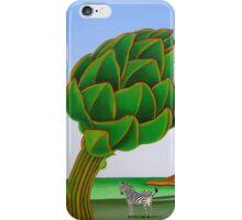 Artichoke Stripes iPhone Case/Skin