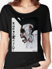 Zombie Army Women's Relaxed Fit T-Shirt