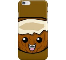 Coconuts! iPhone Case/Skin
