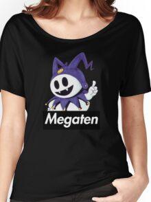 Hee Ho! Megaten Jack Frost Women's Relaxed Fit T-Shirt