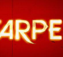 EARPER - Fandom of Wynonna Earp Sticker