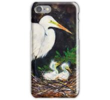 Standing by iPhone Case/Skin