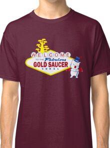 Fabulous Gold Saucer Alternate Classic T-Shirt