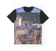 La Popa Hill Convent And Saint Philip Castle, Cartagena Colombia Graphic T-Shirt