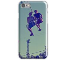 To the sky iPhone Case/Skin