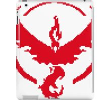 Pixel Valor 8-bit Red iPad Case/Skin