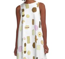 That Takes The Biscuit. A-Line Dress