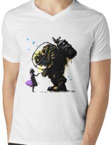 I'll Always Protect You Mens V-Neck T-Shirt
