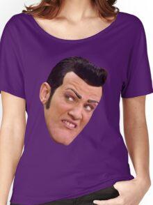 MMMM MMMM CREAMY Women's Relaxed Fit T-Shirt