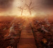 The Path Ot The Dead by JBlaminsky