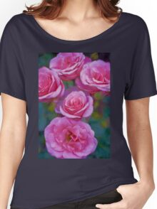 Rose 344 Women's Relaxed Fit T-Shirt