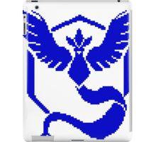 Pixel Mystic 8-bit Blue iPad Case/Skin
