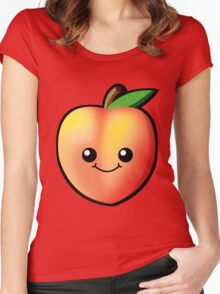 You're A Peach! Women's Fitted Scoop T-Shirt