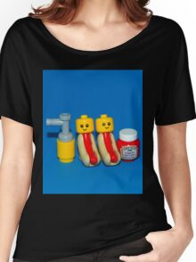 Hotdog babies! Women's Relaxed Fit T-Shirt
