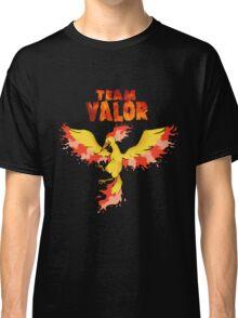 Team Valor: Pokemon Go! Classic T-Shirt