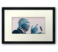 Luther King Framed Print