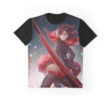 RWBY - Little Red Riding Hood Graphic T-Shirt