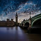 Westminster Bridge by liberthine01