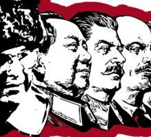 Costanza the fathers of communism Sticker