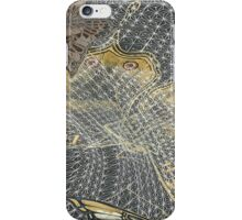 Butterfly Nightmares  iPhone Case/Skin