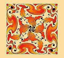 Outstanding Orange by grrrapes13