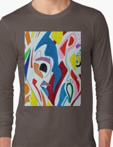 Shades of enlightenment Long Sleeve T-Shirt