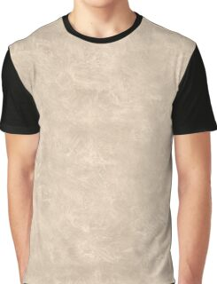 Frosted Almond Oil Pastel Color Accent Graphic T-Shirt