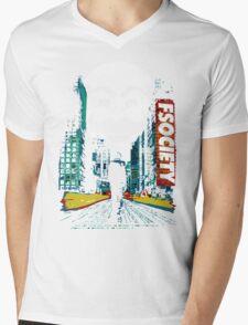 fsociety Mens V-Neck T-Shirt