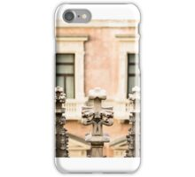 Gothic Finials - Milan, Italy iPhone Case/Skin