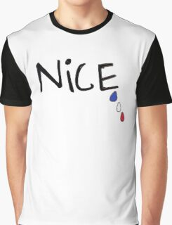 Pray For Nice Graphic T-Shirt