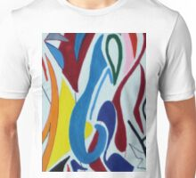 Shades of enlightenment 2 Unisex T-Shirt